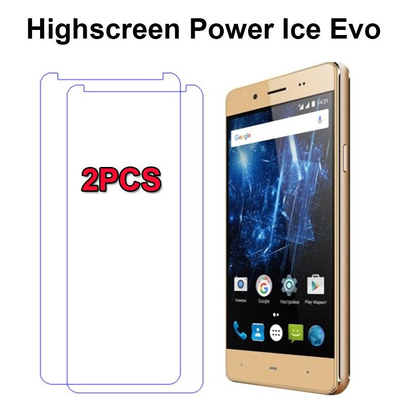 מזג זכוכית סרט עבור Highscreen כוח קרח/Evo 5.0 inch 9 H 2.5D מסך מגן עבור Highscreen זעם כוח evo מקרה זכוכית|מגני מסך לטלפון|   - AliExpress