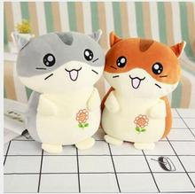 WYZHY New Year Gifts Down Cotton Hamster Doll Pillow Plush Toy Pink Green 90CM