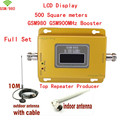 LCD Display ! gsm repeater 900mhz gsm 900 signal booster , cell phone signal booster repeater amplifier + Sucker antenna