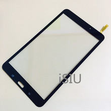 iSIU Touch Panel For Samsung Galaxy Tab 4 8.0 T330 Touch Screen Digitizer Glass Sensor Tablet PC Replacement Parts Black White