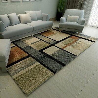 Branche imprimé tapis pour salon literie chambre couloir grand Rectangle zone Yoga tapis moderne extérieur sol tapis décor à la maison