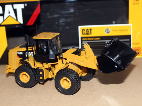 CAT Caterpillar 950K WHEEL LOADER Construction vehicles 1/50 Scale DieCast by Tonkin Replicas TR10007 1 50 scale cat caterpillar 938k wheel loader by diecast masters dm 85228 new