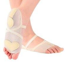 Dance Shoes Accessories Heel Protector Breathable Ballet Dance Socks Dancing Foo