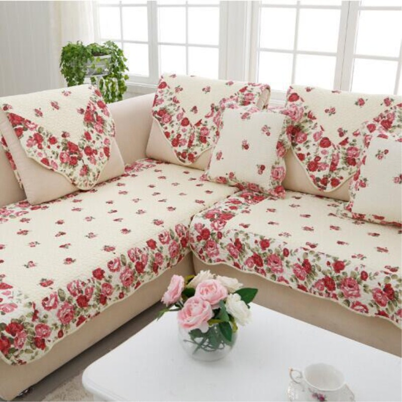 Aliexpress.com : Buy 1 Piece Rural Style Corner Sofa Towel