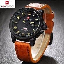 2016 luxury brand men sports watches leather strap analog quartz-watch fashion casual men Army military wrist Watch Male Relogio