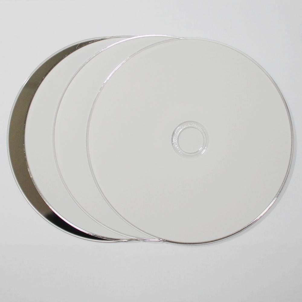 Blank Disks Grade Eine Bd-r 50 Gb 6x Blu Ray Disc Blank Bluray Disc Inkjet Druckbare Blu-ray Disc-50 Pcs Spindel Box