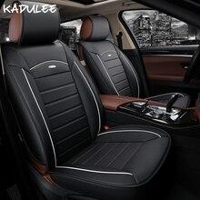 Kadulee сидений автомобиля для Chery Tiggo Alfa Romeo Giulietta Mazda 6 GG Kia Rio 2017 Kia Cerato протектор Авто сиденье автомобиля для укладки