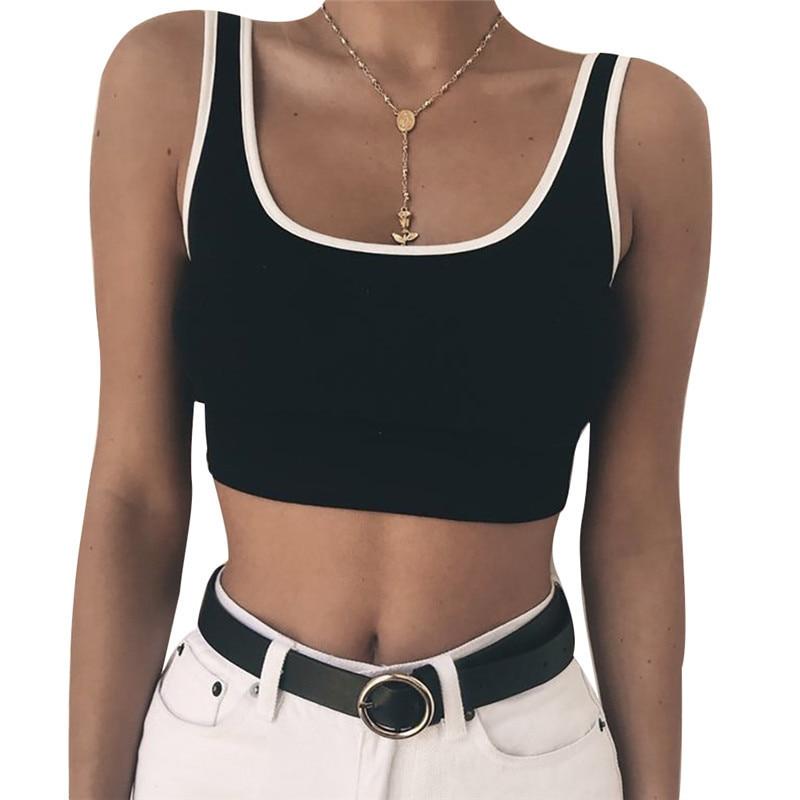 2018 New High Quality Women Seamless Wire Free Crop Top Fitness Vest Tank Comfort Yoga Sport Bra sports bra plus size seamless wire free adjustable bra