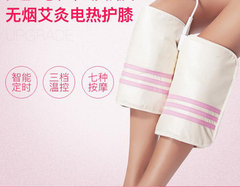 Electrical Far Infrared Heating Knee Belt Gloves Massage Joint Leg Arm Body Electric Moxa-moxibustion Massager Health Care