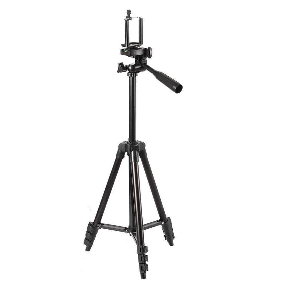 Pieds portables professionnels trépied Flexible en Aluminium pour Canon Nikon appareil photo Sony Pantex caméscope DV DSLR - 6