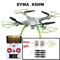 Original Syma X5HW 2 4G RC Drone RC Quoadcopter With HD Camera FPV 2 4G 4CH