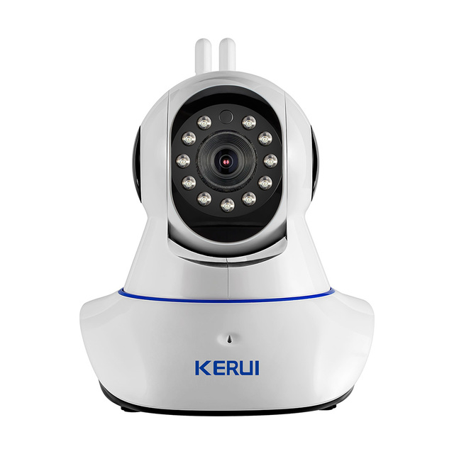 Kerui N62 wireless Network camera 720P HD WiFi IP camera Webcam Home Security Camera Surveillance PnP P2P APP Pan Tilt IR Cut