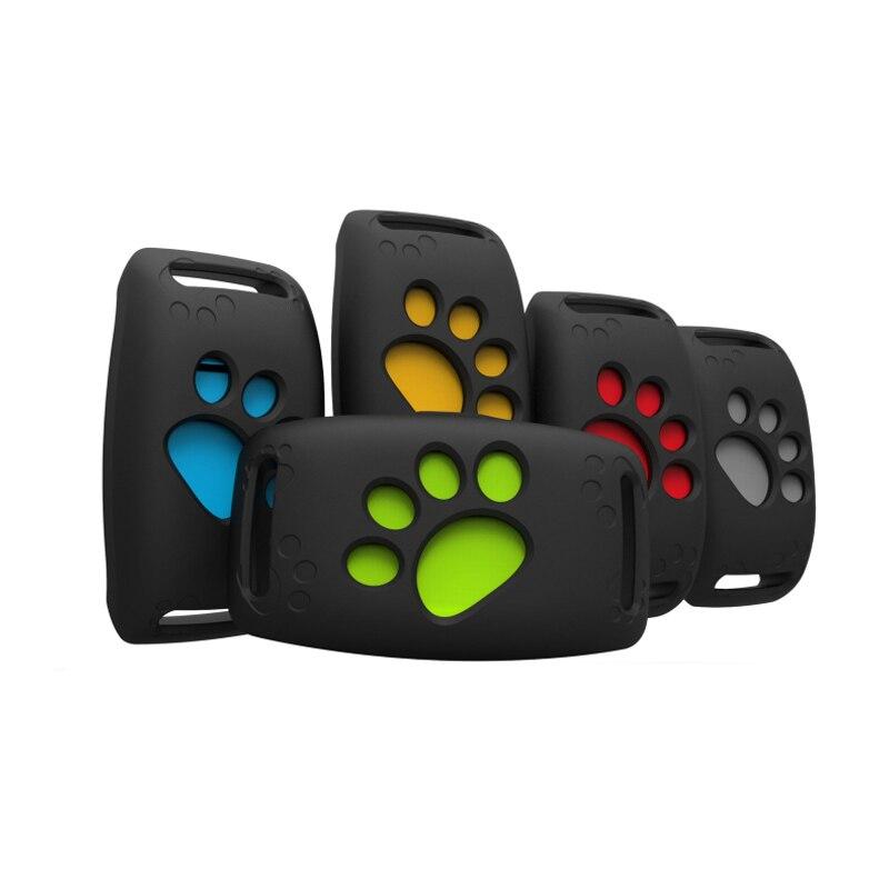 Mini Pet Dog GPS Tracker Locator Collar For Cat Long Standby Geo-Fence LBS Free APP Platform