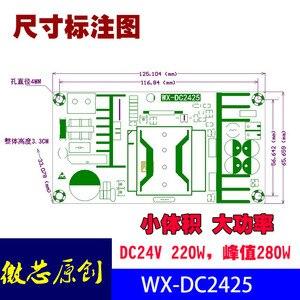 Image 2 - AC DC العاكس تحويل AC 220 فولت 240 فولت إلى 24 فولت DC 9A 12A ماكس 250 واط العزلة الصناعية تحويل التيار الكهربائي وحدة