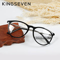 Fashion 2015 Multicolor Eyeglasses Frames Men Women Plain Mirror Ultralight Acetate Eyewear Male Vintage Glasses Frame Women Men