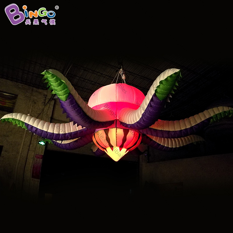 Customized LED lighting inflatable giant flower digital printing blow up flower replicas for display light-up toy free shipping led light up inflatable heart shpe light inflatable lighting 2 4m for valentine s day wedding toy decoration
