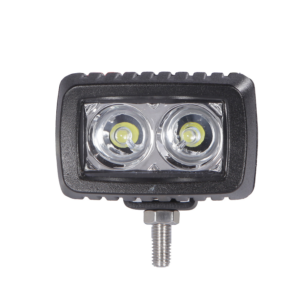 10W Light Bar 5D 1000LM Led Work Light Off-road Light Bar Floodlight Spotlight IP 68 Waterproof for Off-road Vehicle ATV SUV image