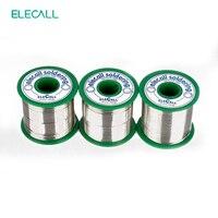 ELECALL Tin 450g 99.3SN Rosin Core Tin/Lead Free Rosin Roll Flux Reel Melt Core Soldering Tin Solder Wire