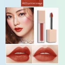 2019 Hot sale 5Pcs/Set Matte Velvet Lip Glaze Lipstick Kit Gloss Long Lasting Cosmetics Set