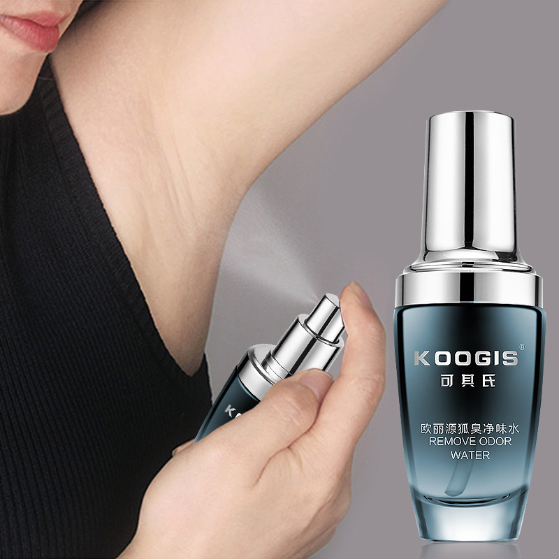 Brand Koogis Dispelling Fox Odor Deodorant Spray Deodorizing Odor Water Of Axillary Odor Liquid 30 Ml Herbaceous Maycreate