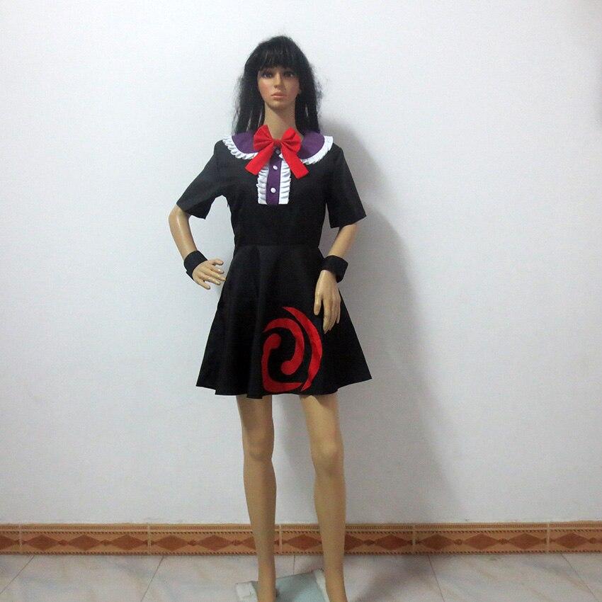 Touhou – uniforme de fête de noël ou dhalloween, Costume de Cosplay, personnalisable, toutes les tailles