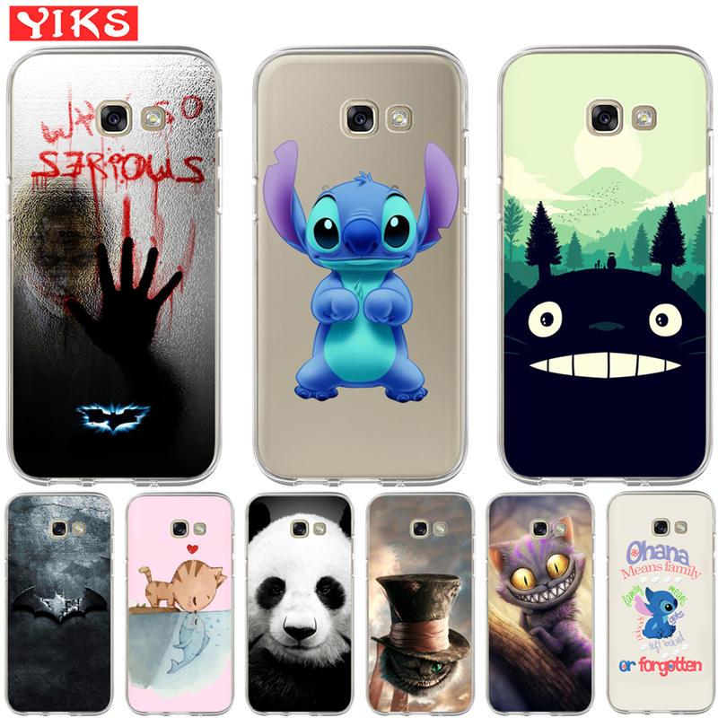 Cases For Samsung A3 A5 A6 A7 A8 Plus