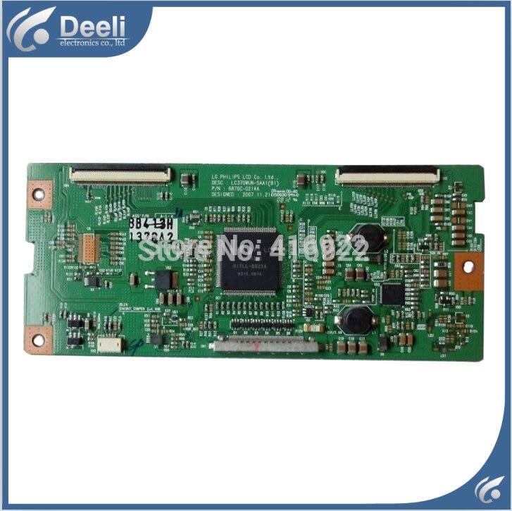 все цены на 100% New original For LC370WUN-SAA1 6870C-0214A logic board LC370WUN (SA) (B1) онлайн