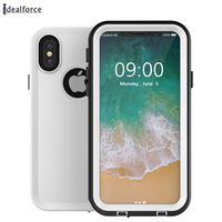 High Quality For Iphone X Dustproof Waterproof Cases Bag Shell Outdoor Phone Case Full Body Cover