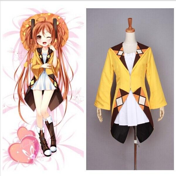 Black Bullet Aihara Enju uniform cosplay
