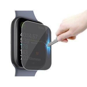 Image 3 - Privacy Pellicola di TPU Protezione Dello Schermo Per Apple Serie di Orologi 4 44 millimetri Dropshipping Oct.5