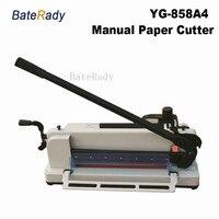 をyg-bateradyマニュアルa4用紙カッター、写真とブック紙切断機
