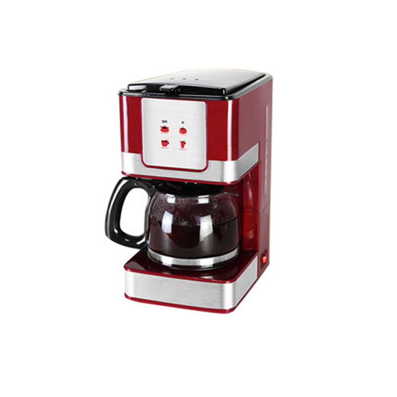 American coffee machine home automatic mini small steam drip type cooking coffee machine home american drip type automatic small tea automatic power off