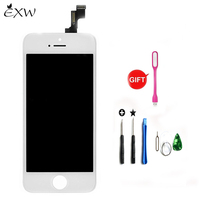 No Dead Pixel Display Touch Screen For Iphone 5s China Phone Screen Replacement With Digitizer Lcd