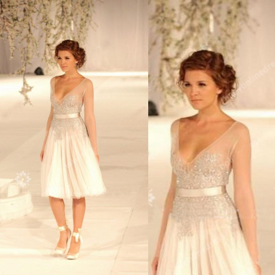 Compare Prices On Paolo Sebastian Wedding Dresses Online