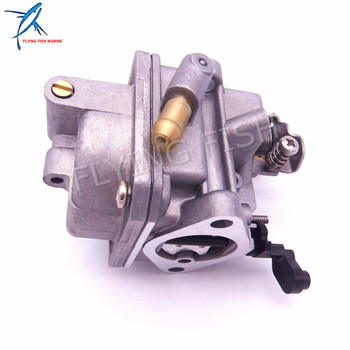 Boat Outboard Motor F6-04060000 Carburetor Assy for Parsun HDX Makara F5A F6A  Free Shipping