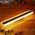 ECOBRT 18W 24W LED Bathroom Mirror Lights Modern Square Indoor Acrylic Bar Lights 60cm / 70cm long AC 10-240V AC