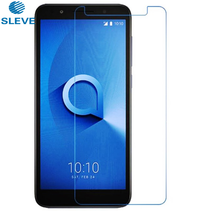 """Tempered Glass For Alcatel 3 3L  5.5"""" Tempered Glass 9H 2.5D Premium Screen Protector Film For Alcatel3 5052D 5052Y 3 L 5034D"""