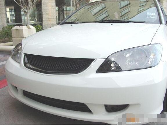 ABS Front Black Grill Grille Refit For Honda civic ES5/ES7 2001-2004 мальцева н навязчивый мотив 1990 2001