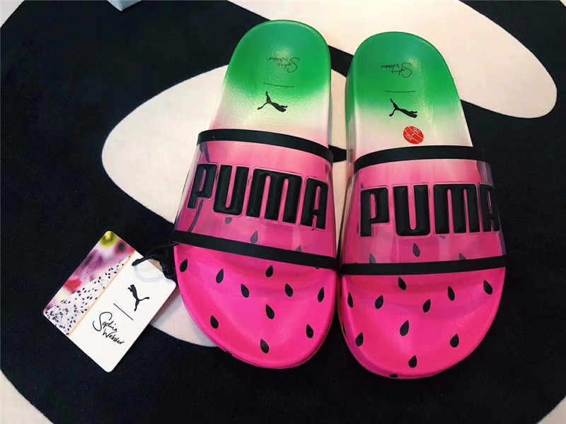 611027ca51cc ... 2018 New Puma x Sophia Webster Slippers Women s Slide Classic  Waterproof Beach Sandal Size 35.5- ...