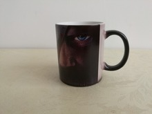 Vikings Ragnar Lothbrok Color Changing Mug