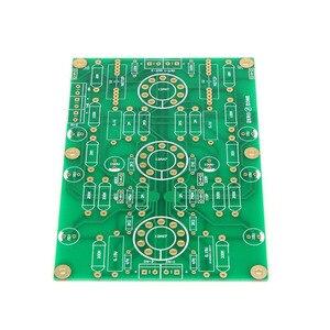 Image 4 - SUQIYA EAR834 Hifi Riaa Mm (Moving Magnet) Phono Versterker 12AX7 Tube Stereo Pcb Diy Kit Voorversterker Pcb Printplaat