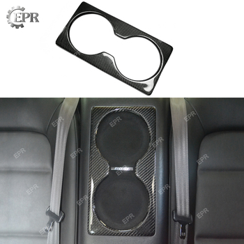 GTR R35 Carbon Fiber Rear Seat Speaker Cover (LHD or RHD) For Nissan Glossy Fiber Interior Racing Auto Tuning Accessories