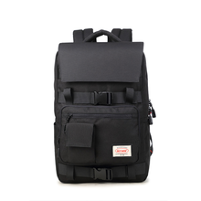 Men's shoulder bag Korean Oxford cloth mountaineering bag clamshell large-capacity computer backpack custom business backpack new unisex oxford cloth backpack casual travel student backpack tote shoulder bag large capacity computer bag xz 205