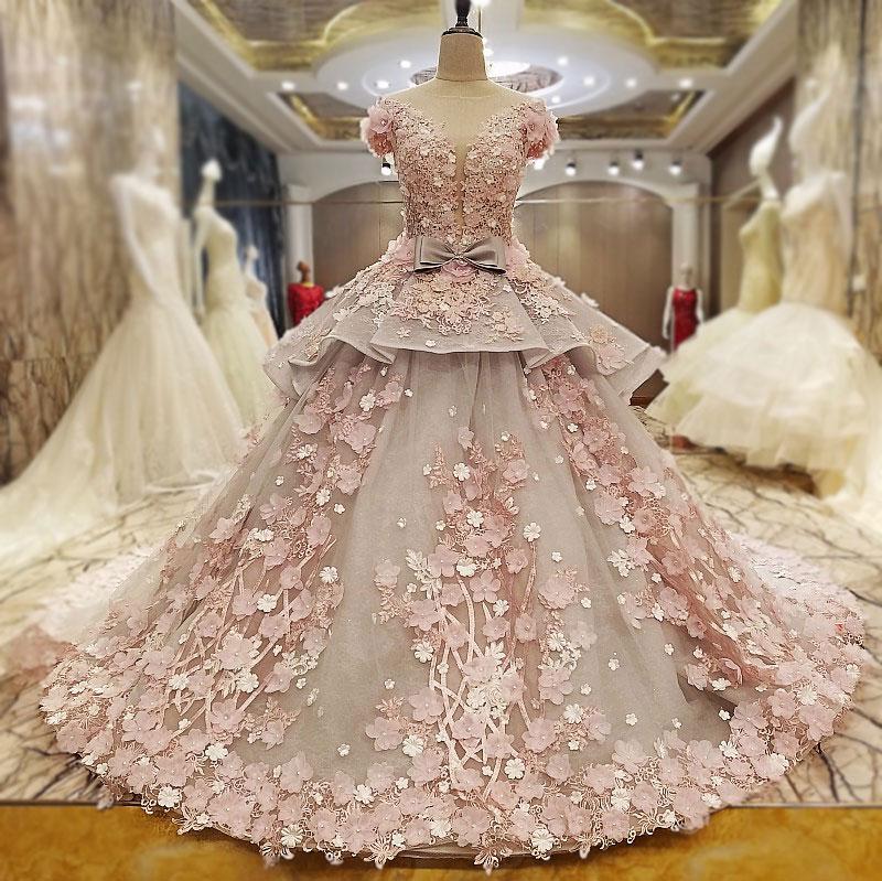 Buy Used Wedding Gowns: AIJINGYU Boho Wedding Dresses Islamic Gown Long White