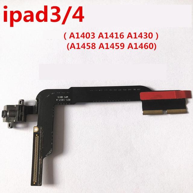 Audio oortelefoon kabel hoofdtelefoon kabel hoofdtelefoonaansluiting voor ipad 3 4 5 6 air mini4 ipad pro 9.7 10.5 12.9