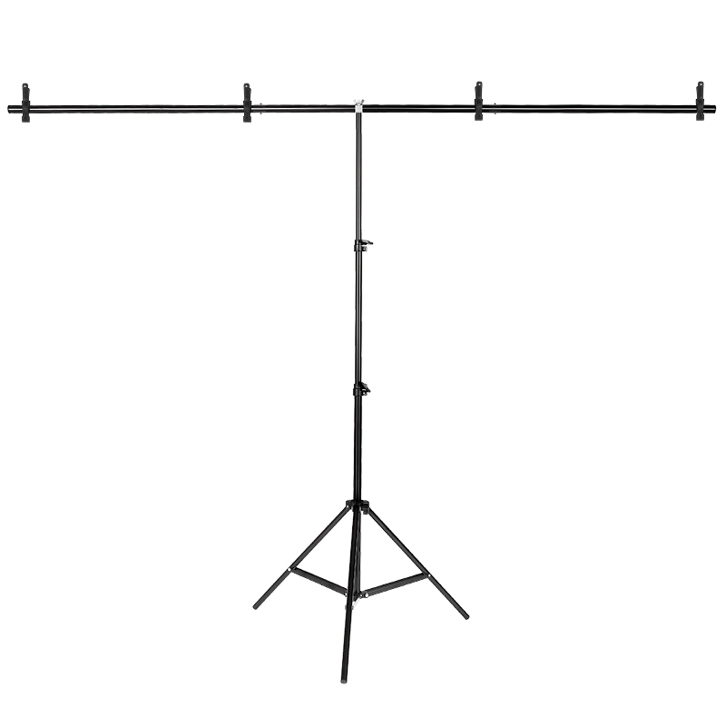 2m*2m/ 6.5ft*6.5ft Professinal Photography Photo Backdrops Background Support System Stands2m*2m/ 6.5ft*6.5ft Professinal Photography Photo Backdrops Background Support System Stands