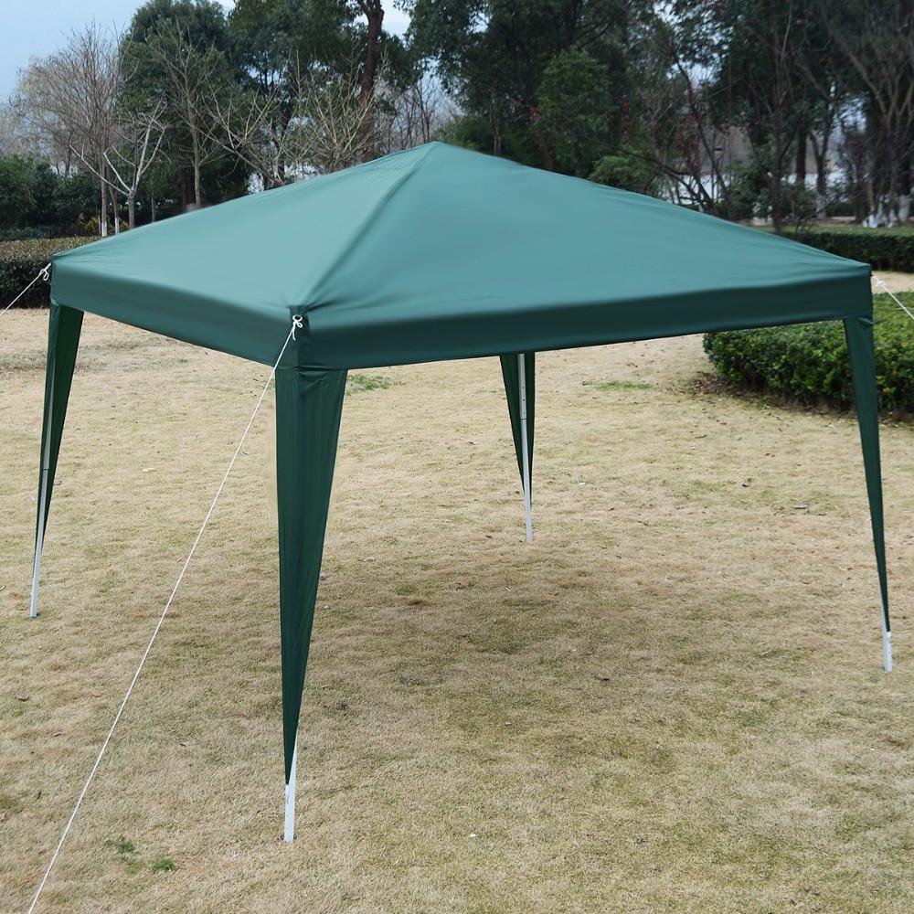GOPLUS 10  X10  EZ POP UP Canopy Tent Gazebo Wedding Party Tent Shelter Carry Bag New OP2830-in Gazebos from Home u0026 Garden on Aliexpress.com | Alibaba Group & GOPLUS 10