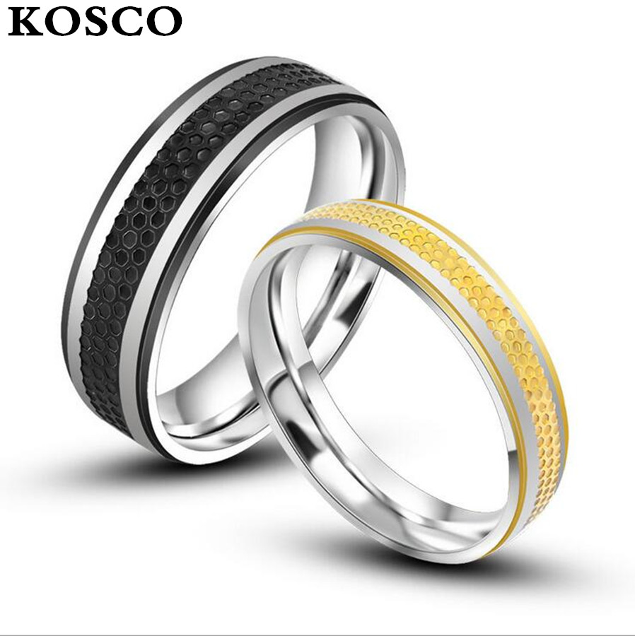 Gold Ring Engagement Men  Jewelry Ksa529(