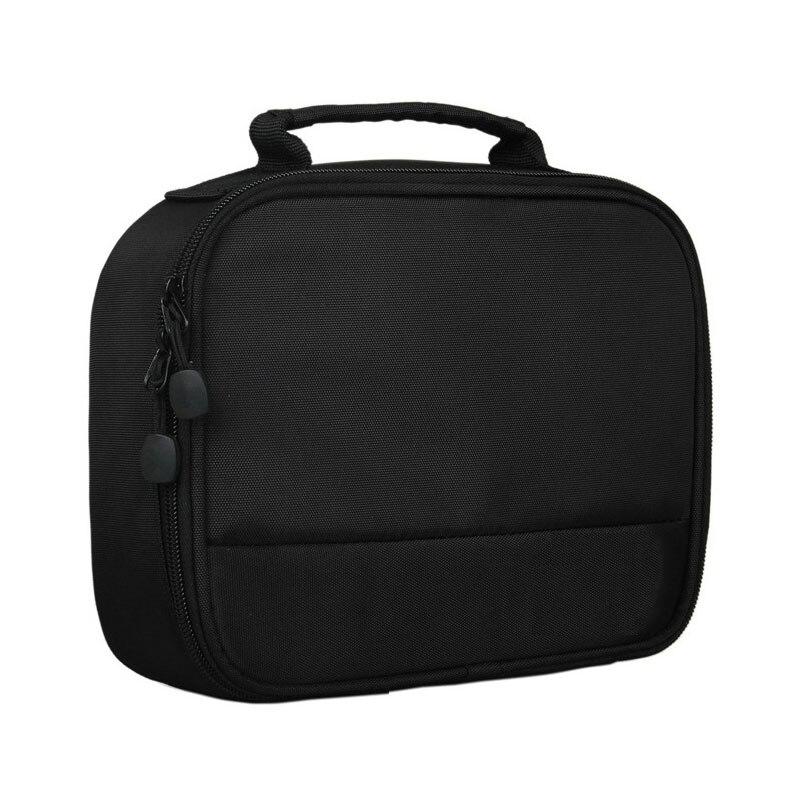 купить Women Large Waterproof Makeup Bag Men Nylon Travel Cosmetic Bag Organizer Case Necessaries Make Up Wash Toiletry Bag по цене 332.51 рублей