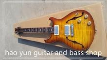 Die körper zwei f jock e-gitarre hohe qualität